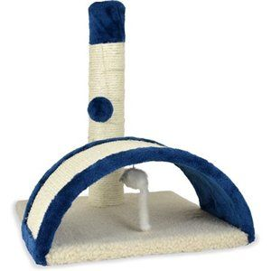 Beam & Bow Scratching Square Cat Scratcher
